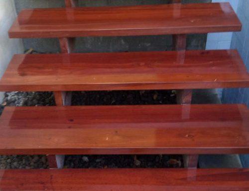 Villa Suzy Sanur – Stairs