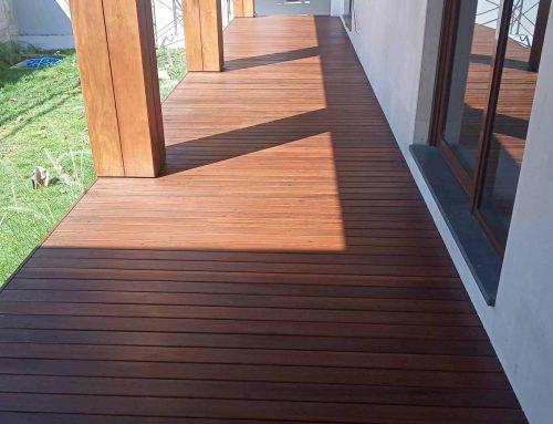 Villa Suzy Sanur – Deck