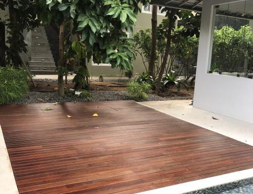Private Villa at Karangasem – Central Pool
