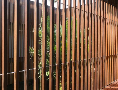 Villa Charlie – Bona Deck Guard Application for Cladding